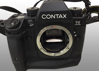 コンタックス フィルムカメラ