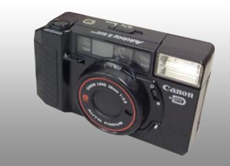 キャノン フィルムカメラ