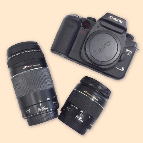 Canon EOS 55 EYE CONTROL