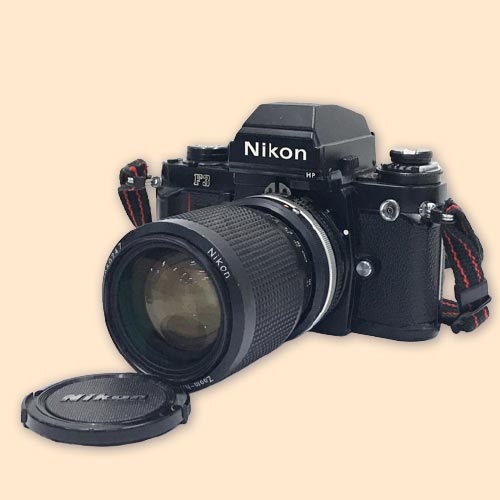 Nikon F3 一眼レフフィルムカメラ ボディ