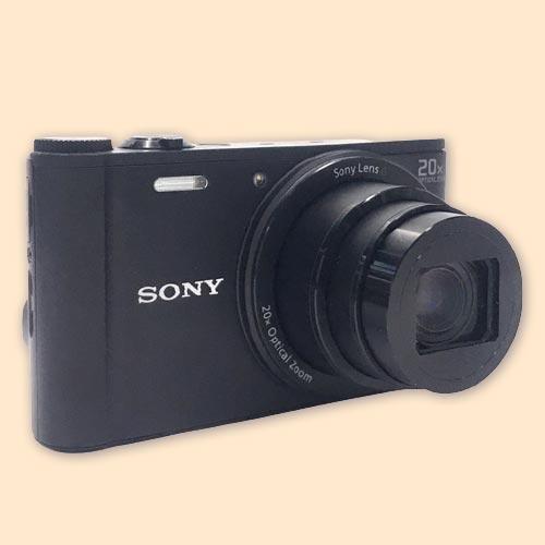 SONY Cyber-Shot DSC-WX350 コンパクトデジタルカメラ