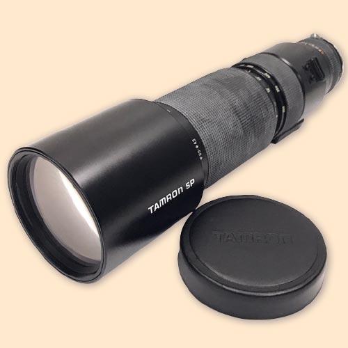 TAMRON SP 200-500mm 望遠 カメラレンズ タムロン