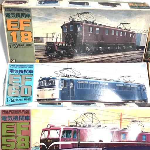 機関車 プラモデル