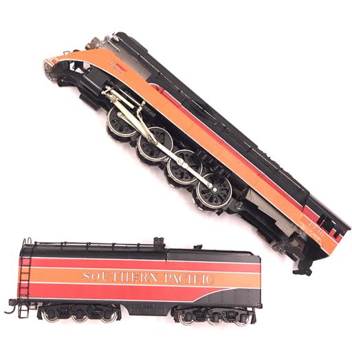 GS-4 HOゲージ 外国車両 SL 蒸気機関車