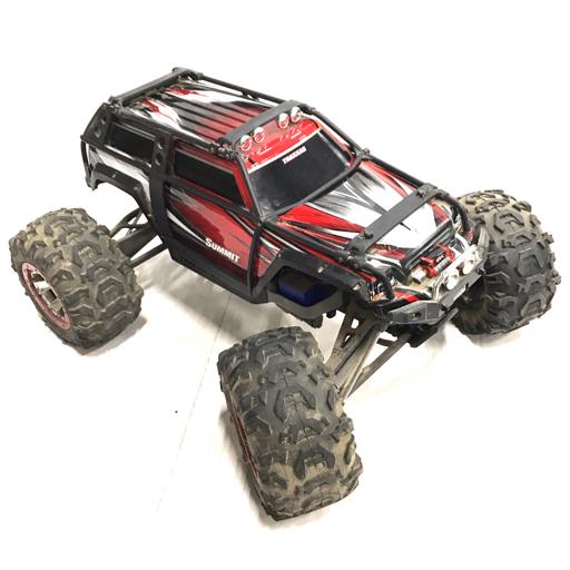 トラクサス RCカー ラジコン 4WD