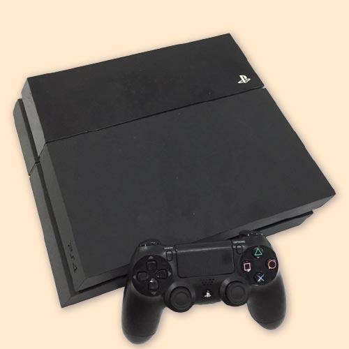 SONY CUH-1000A PlayStation 4 ブラック テレビゲーム